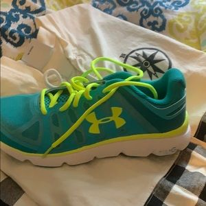 Brand New Under Armour sneakers